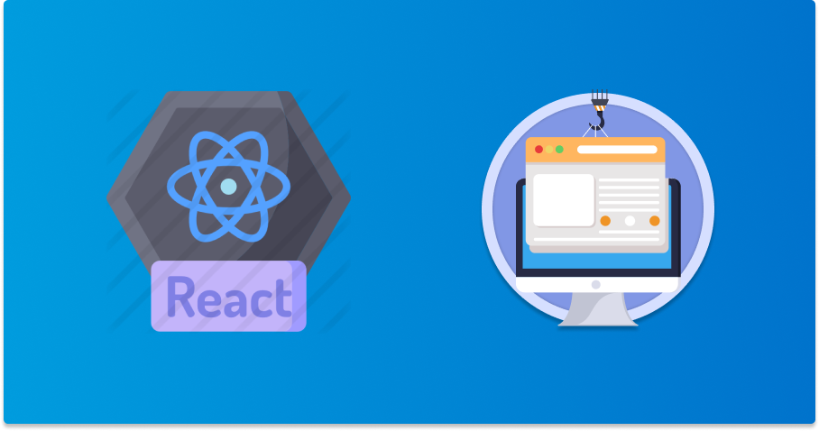 Como criar uma Single Page Application (SPA) com React Js.