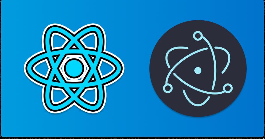 Como criar uma aplicação desktop, com React Js & Electron.